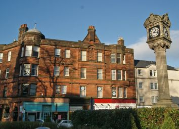 Thumbnail 3 bed flat for sale in Allan Park, Stirling