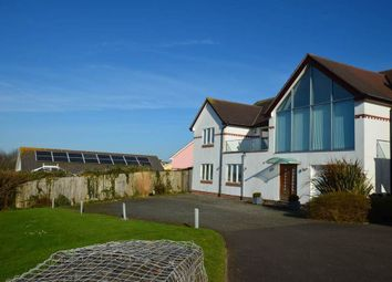 Thumbnail 4 bed detached house for sale in Dudley Way, Westward Ho, Bideford