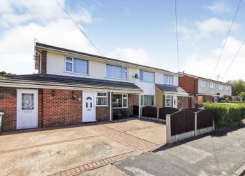 Thumbnail 2 bed semi-detached house for sale in Camwood Crescent, Lincoln
