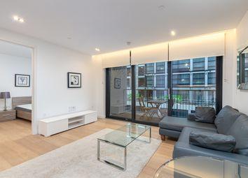 Thumbnail 1 bed flat to rent in Handyside Street, Kings Cross