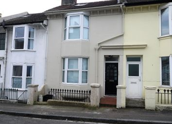 Thumbnail 6 bed terraced house to rent in Aberdeen Road, Brighton