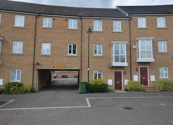 Thumbnail 4 bedroom terraced house to rent in New Lakeside, Hampton Vale, Peterborough