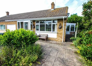 Thumbnail 2 bed semi-detached bungalow for sale in Spring Road, St. Osyth, Clacton-On-Sea