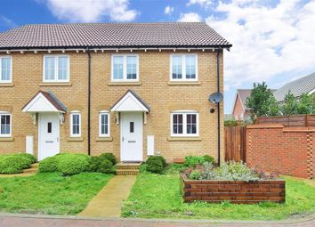 4 bed semi-detached house for sale in Leigh Road, Sittingbourne, Kent ME10