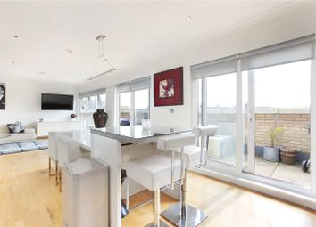 Thumbnail 3 bed flat for sale in Lavender Hill, Battersea, London