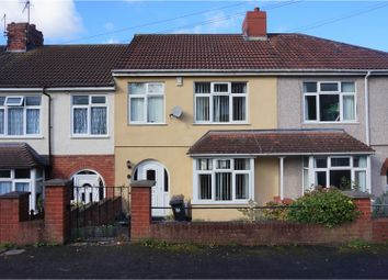 Thumbnail 3 bed terraced house for sale in Tyning Road, Lower Knowle