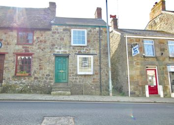Thumbnail 2 bed cottage for sale in Wendron Street, Helston