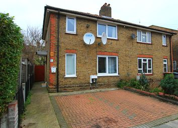 Thumbnail 3 bed end terrace house for sale in St. Clair Road, London, London