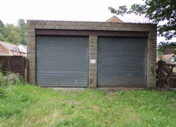 Thumbnail Parking/garage to rent in Tynewydd Terrace, Newbridge, Newport
