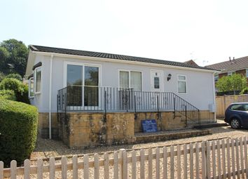 Thumbnail 2 bed mobile/park home for sale in Rustywell Park, Yeovil