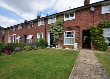 Thumbnail 3 bed terraced house for sale in Walnut Grove, Welwyn Garden City, Hertfordshire