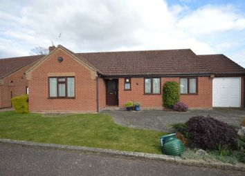 Thumbnail 3 bed detached bungalow for sale in Fir Tree Close, Brundall