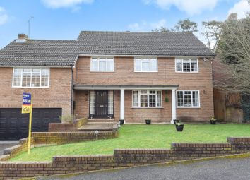 Thumbnail 4 bed detached house for sale in Fairway Avenue, Tilehurst, Reading
