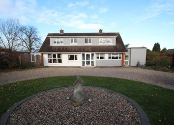 Thumbnail 3 bed detached bungalow for sale in Westerfield Lane, Tuddenham, Ipswich