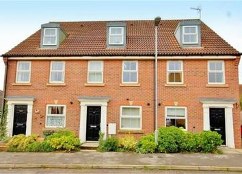 Thumbnail 3 bed town house for sale in Sylvan Avenue, Kirkby In Ashfield, Nottinghamshire