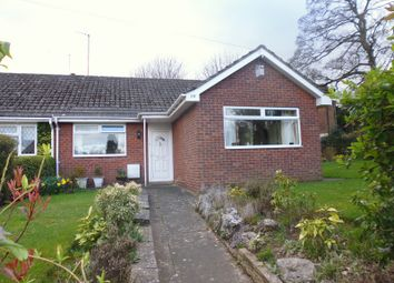 Thumbnail 2 bed bungalow for sale in Vicarage Drive, Shifnal