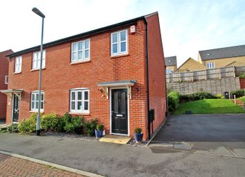 Thumbnail 3 bed semi-detached house for sale in Ulgham Close, Arnold, Nottingham