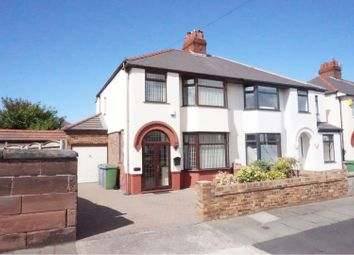 Thumbnail 3 bed semi-detached house to rent in Agincourt Road, Liverpool
