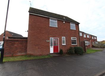 Thumbnail 3 bed detached house for sale in Grendon Road, Polesworth, Tamworth
