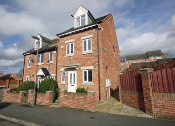Thumbnail 3 bed end terrace house for sale in 1, Martindale Close, Staveley, Chesterfield, Derbyshire