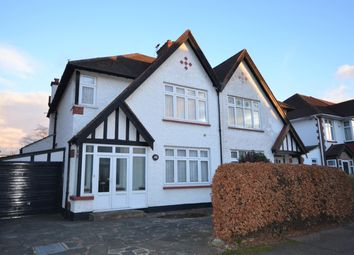 Thumbnail 3 bed semi-detached house for sale in Bassingham Road, Wembley, Middlesex