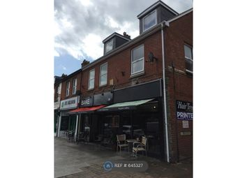Thumbnail 2 bed flat to rent in Station Road, New Milton