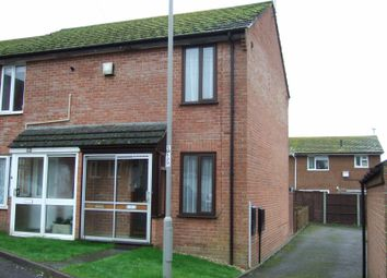 Thumbnail 2 bed end terrace house to rent in Mead Fields, Bridport, Dorset