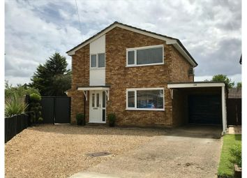 Thumbnail 4 bed detached house for sale in Greenfields, Huntingdon
