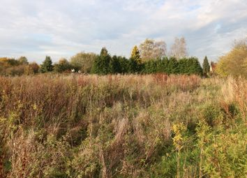 Thumbnail Land for sale in The Land, Off Church Lane, Stanfield, Dereham, Norfolk