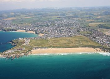 Thumbnail 3 bed flat for sale in Mount Wise, Newquay
