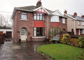 Thumbnail 3 bed semi-detached house for sale in Portrush Road, Coleraine