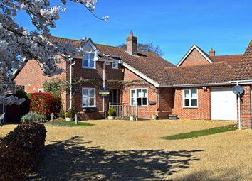 Thumbnail 4 bed detached house for sale in Rixon Crescent, Melton Park, Woodbridge