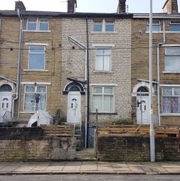 Thumbnail 3 bed terraced house to rent in Buxton Street, Bradford
