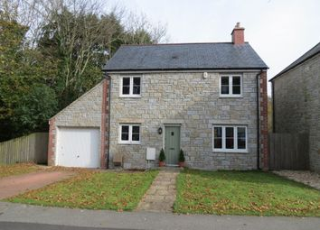 Thumbnail 3 bed detached house to rent in Bay View Road, Duporth, St Austell