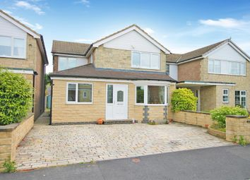 Thumbnail 4 bed detached house for sale in Fountains Way, Knaresborough