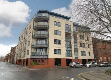 2 bed flat for sale in Carrington Street, Derby DE1