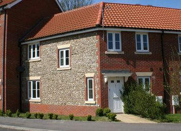 Thumbnail 3 bed terraced house to rent in Mildenhall, Bury St. Edmunds