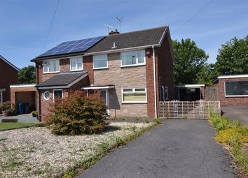 Thumbnail 3 bed semi-detached house for sale in Trinity Gorse, Stafford