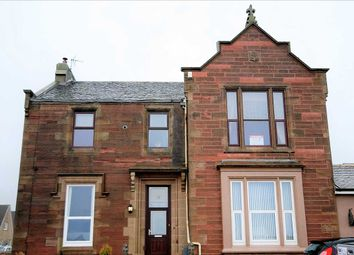 Thumbnail 3 bed flat for sale in South Crescent Road, Ardrossan