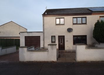 Thumbnail 3 bed semi-detached house for sale in Springfield Road, New Elgin, Elgin