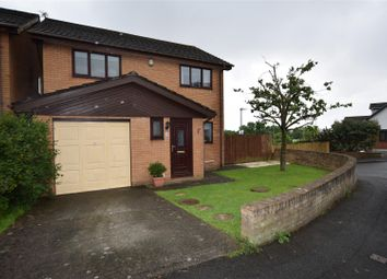 Thumbnail 4 bed detached house for sale in Hardy Close, Barry