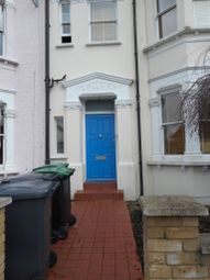 Thumbnail 4 bed flat to rent in Denton Road, London
