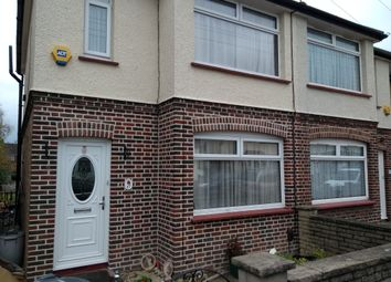Thumbnail 3 bed semi-detached house to rent in Craigwell Avenue, Feltham