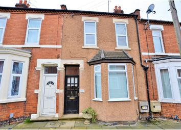 Thumbnail 2 bed terraced house for sale in Fife Street, Northampton