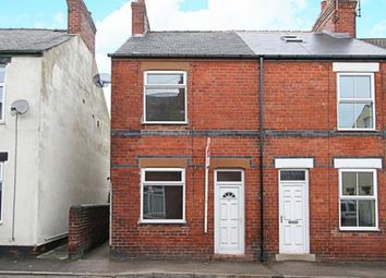 Thumbnail 2 bed end terrace house for sale in Charles Street, Chesterfield, Derbyshire