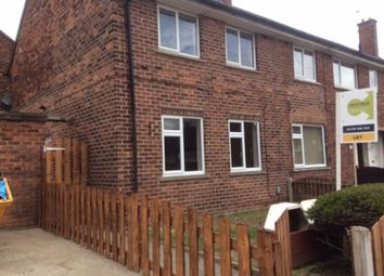 Thumbnail 3 bed end terrace house to rent in Kiln Road, Rotherham