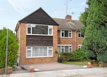 Thumbnail 2 bedroom flat to rent in Gladeside, Winchmore Hill, London
