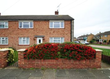 Thumbnail 2 bed maisonette for sale in Dacre Crescent, Aveley, South Ockendon, Essex