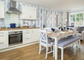 "Thumbnail 4 bed detached house for sale in ""Thornbury"" at Tiverton Road, Cullompton"