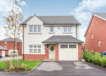 Thumbnail 4 bed detached house for sale in Friars Way, Liverpool